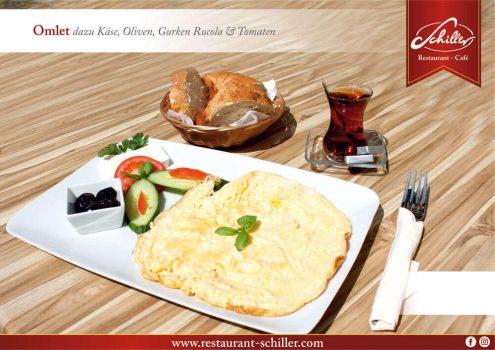 Omlet // Restaurant Schiller