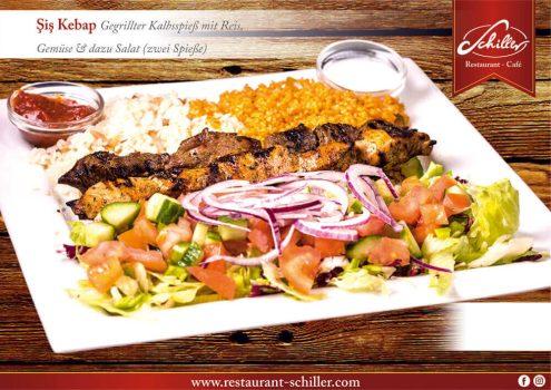 Sis Kebap // Restaurant Schiller