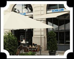 Restaurant Schiller im Zentrum von Leipzig